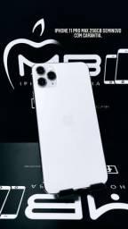 iPhone 11 Pro Max 256GB seminovo com Garantia