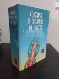 Livro Controle Microbiano de Insetos