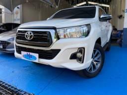 Título do anúncio: Hilux srv flex 4x4 2019//2020// com 15km *// * m a veículos