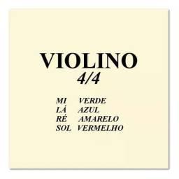 Título do anúncio: Encordamento para Violino - 3/4 ou 4/4 - Mauro Calixto