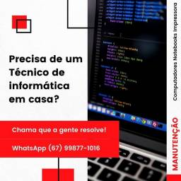 Título do anúncio: Técnico de Informática