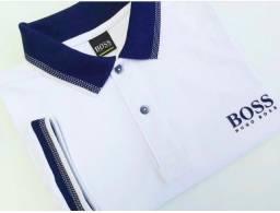 Título do anúncio: Camisa Polo Hugo Boss