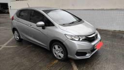 Único dono : Honda Fit 1.5 Automático : km 34