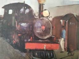 """"""" Trem de Ferro"""" por Marcier em promo hoje!"""