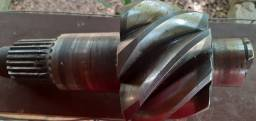 Coroa e pinhão 8x39 do Mb 1620