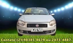 Título do anúncio: Fiat Siena 1.4 Elx 2009 Flex/Gnv