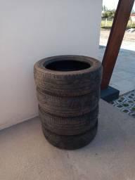 Jogo de pneu aro 18 Pirelli
