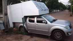 Vendo camper artesanal fabricado para fronthier
