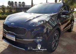 Kia Sportage EX2 2.0 16v Flex Aut. Preta