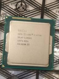 Título do anúncio: Processador Core i7 4770k Original com cooler