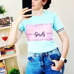 T-Shirt Feminina - Bad Girls