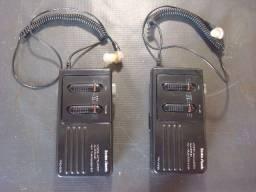 Rádios Ht marca Radio Shack modelo TRC - 508