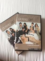 DVD série Gossip Girl