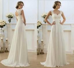 Vestido de noiva basico