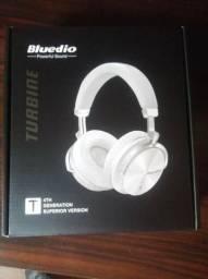 Fone Bluedio T4s Branco [Lacrado]