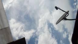Instalaçaõ de antenas e apontamentos