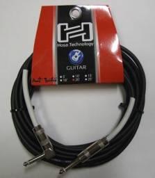 Hosa Technology GTR-220R Cabo p/instrumentos profissional 6 metros na Loja AT Proaudio