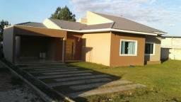 Casa em sjp col.agarau, troca por terreno