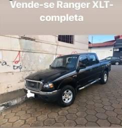 Ford Ranger Xlt 4x4- Diesel - 2005