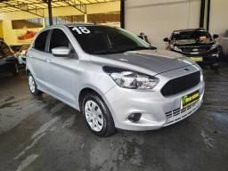Ford KA 1.0 Se 2018 Flex Completo ( Financiamos com baixa entrada ) - 2018