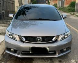Civic 2015 LXR 2.0 com GNV - 2015
