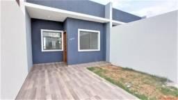 Casa com Suíte mais 02 quartos no Florais do Paraná