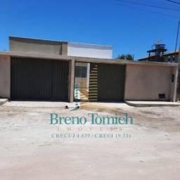 Casa com 2 dormitórios à venda, 80 m² por R$ 197.000 - Coroa Vermelha - Porto Seguro/BA
