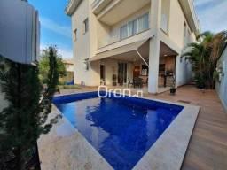 Sobrado com 4 dormitórios à venda, 391 m² por R$ 1.850.000,00 - Jardins Valencia - Goiânia