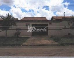 Casa à venda com 2 dormitórios em L 1a, Águas lindas de goiás cod:34170a69227
