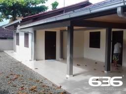 Casa à venda com 2 dormitórios em Centro, Balneário barra do sul cod:03016041