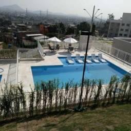 Apartamento para alugar com 2 dormitórios em Jardim jasmim, Nova iguaçu cod:TCAP20059