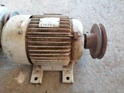 Motores de indução trifásico de 4 cv ou 5 cv