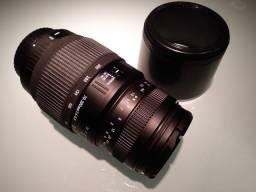 Lente Objetiva Sigma Dg Macro 70-300 Mm F/4-5.6 (para Canon)