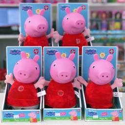 Boneca musical Peppa Pig