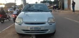 Clio 1.0 2001 completo 6.990 - 2001