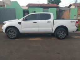 Vendo ranger xls 4x4 aut. diesel - 2017