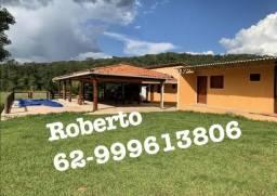 Alugo casa (Chácara) em Pirenópolis ?indisponível?