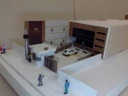 Alugo prédio novo, 2.300 m², 40 vg. Elevador, bairro do Marco