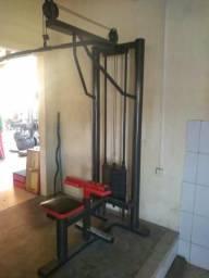 Monte sua academia com a M C P metal equipamentos robustos confortáveis e entrega rápida