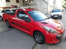 Peugeot Hoggar 1.4 XR Flex completa 2011. Preço de Repasse. Confira!!! - 2011