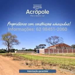 Residêncial Acrópole Loteamento em Goiânia