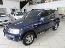 CRV 2000/2000 2.0 SI 4X4 16V GASOLINA 4P AUTOMÁTICO - 2000