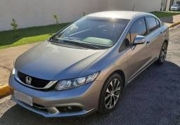 Civic Lxr 2.0 Automático 14/15 - 2015