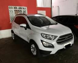 Ecosport Automático Branca - 2017