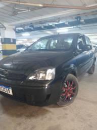 Chevrolet Corsa sedan 1.4 Premium com bancos em couro 2011 completaço