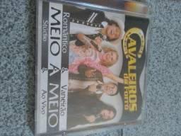 Vendo CD da banda Cavaleiros do Forró