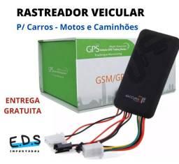 Rastreador Gps Tracker para Veículos como: Carros, Motos e Caminhões - Sem Mensalidade