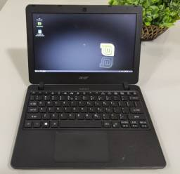 "Netbook Acer TMB117-M-C37N - Intel Celeron 1.6GHz, 4gb, SSD 128gb, 11.6"", Linux"