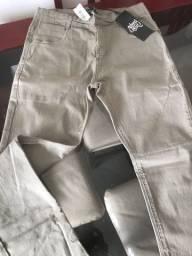 Calça jeans color nova Johnny fox 16 anos