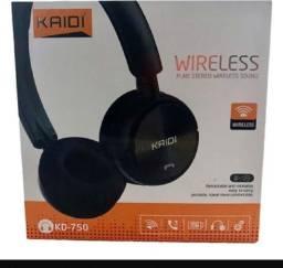 Fone De Ouvido Wireless Kd-750